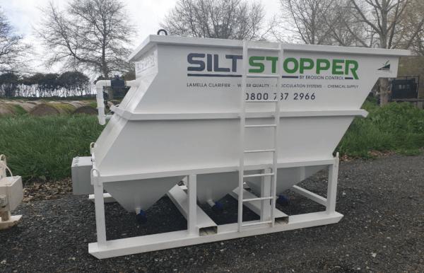 The Silt Stopper Clarifier